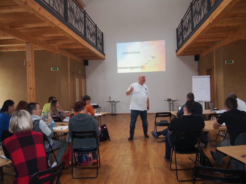 Leadership seminář II - next level, 10. 2. 2019 Permafarma Veselice.